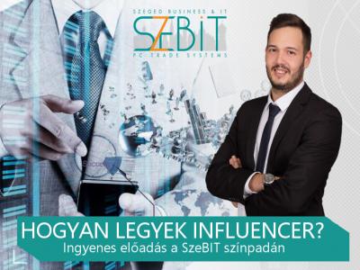 Influencer marketing előadás